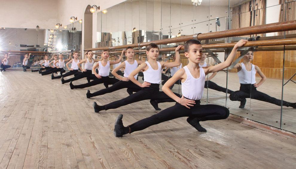 Народний художній колектив України хореографічний ансамбль «Юність»